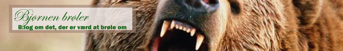 Bjørnen brøler
